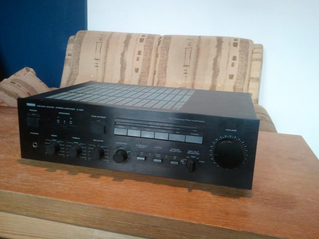 Wzmacniacz Stereo Yamaha A 520 Bcm Yamaha Car Radio Stereo