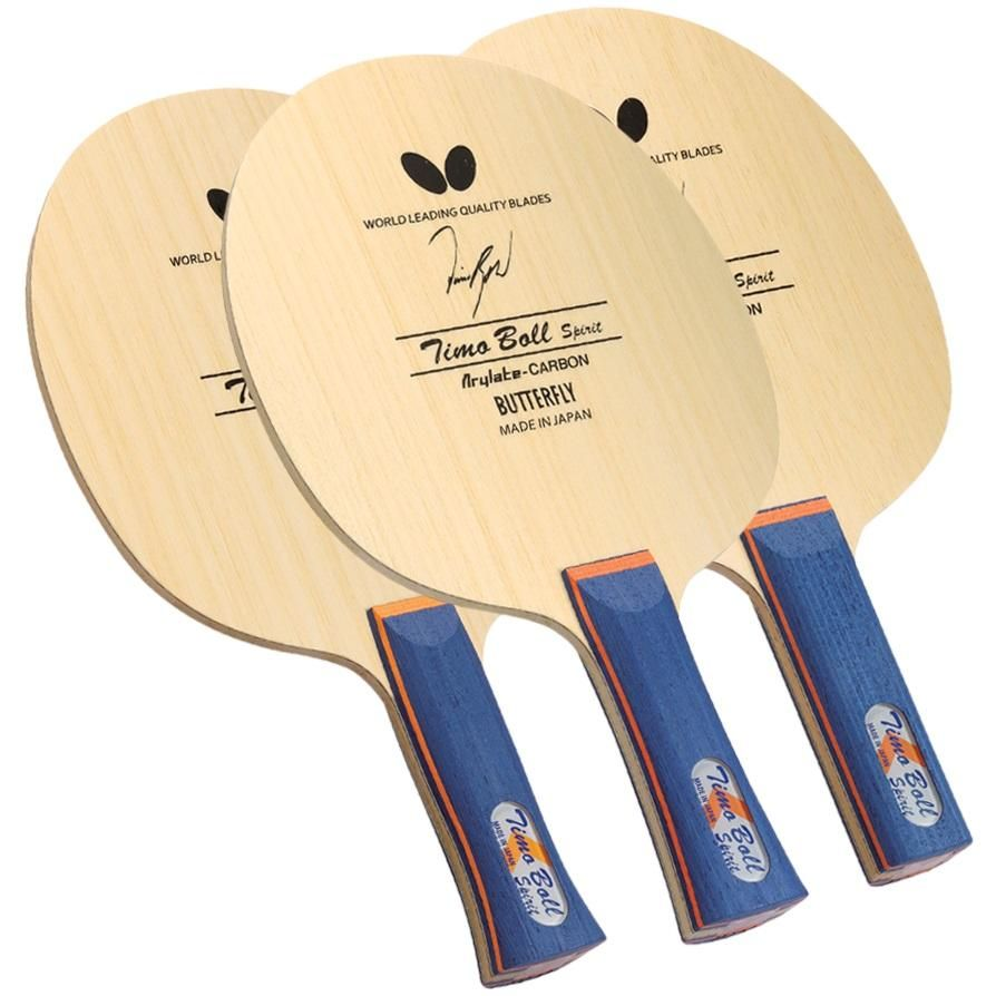 Ping Pong Racket Butterfly Timo boll CAF FL,ST Blade Table Tennis