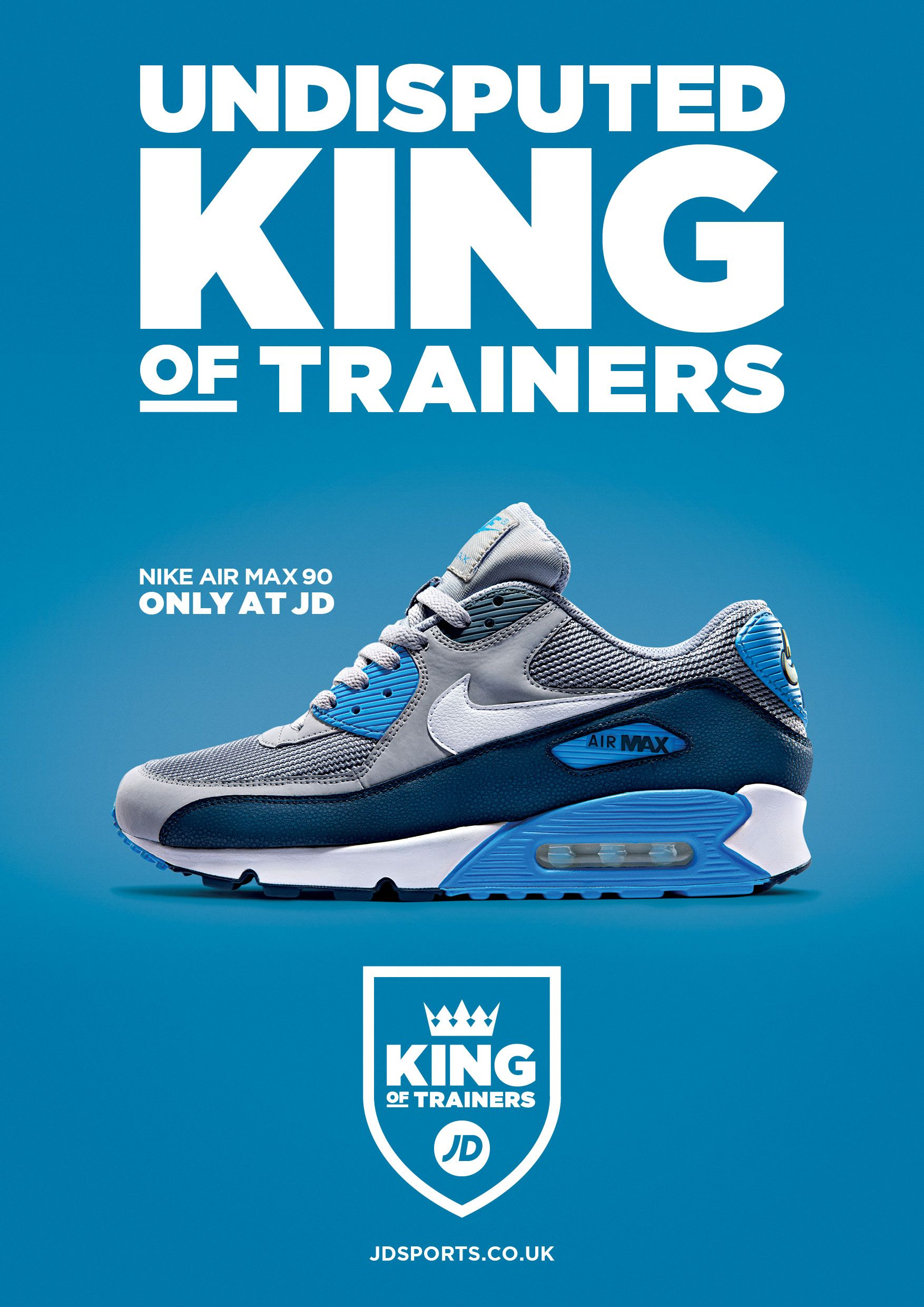 Pin on JD - King of Trainers
