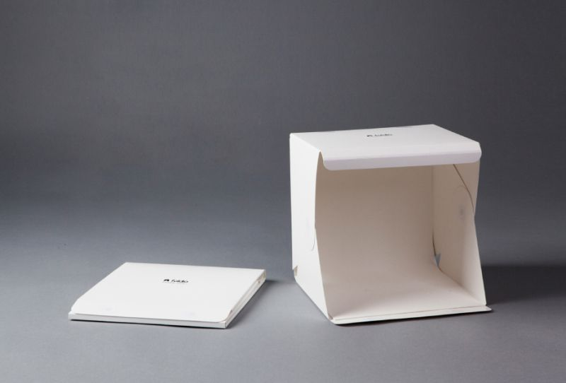 Foldio, un sencillo softbox plegable