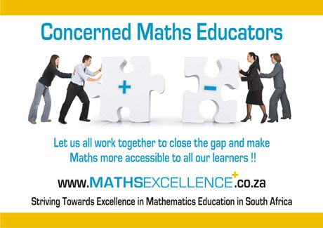 Maths Excellence- free math textbooks for all grades, and science textbooks for grades 4-12. Set to South Africa curriculum standards.