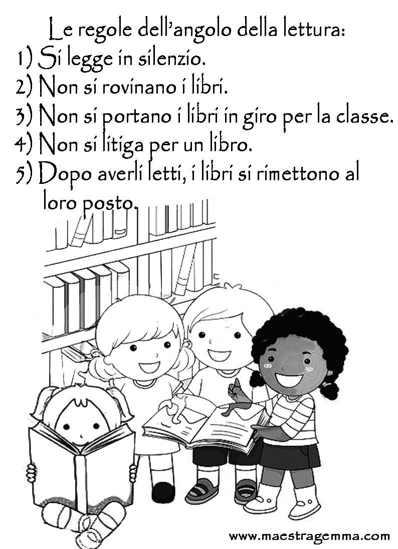 Célèbre Schede regole | regole e buone maniere a scuola e ovunque  IG15