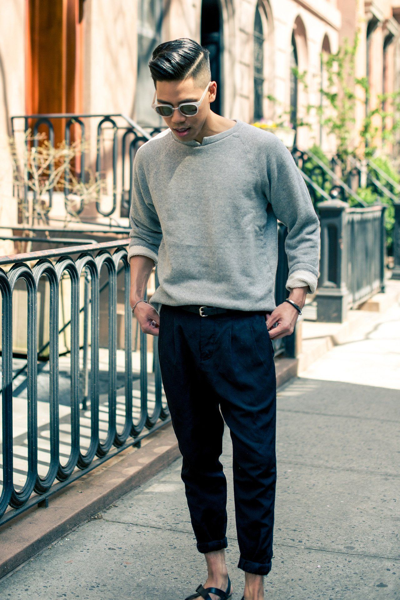 秋服メンズファッション着こなし コーデ特集 最新   Men s Streetstyle ... 77c7a063a98f