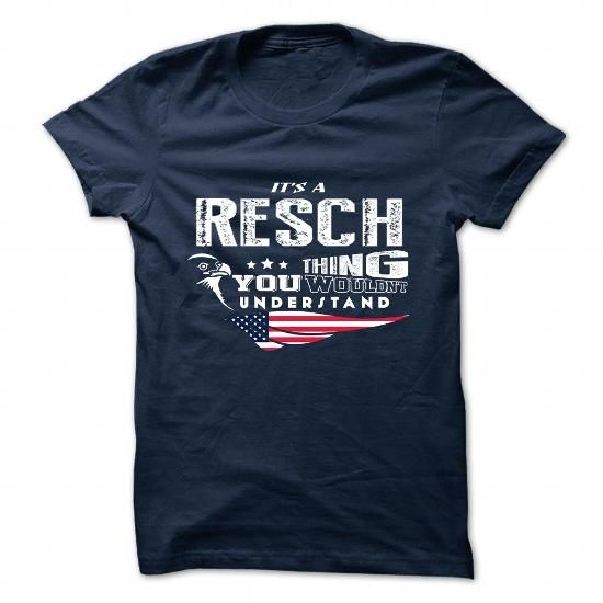 RESCH - #graduation gift #man gift. RESCH, mens hoodie,awesome hoodie. BUY TODAY AND SAVE =>...