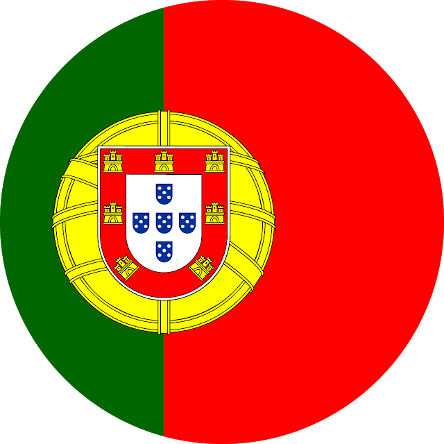 Download Portugal Flag Svg Eps Png Psd Ai Vector Color Free Portugal Flag Flag Portugal Logo