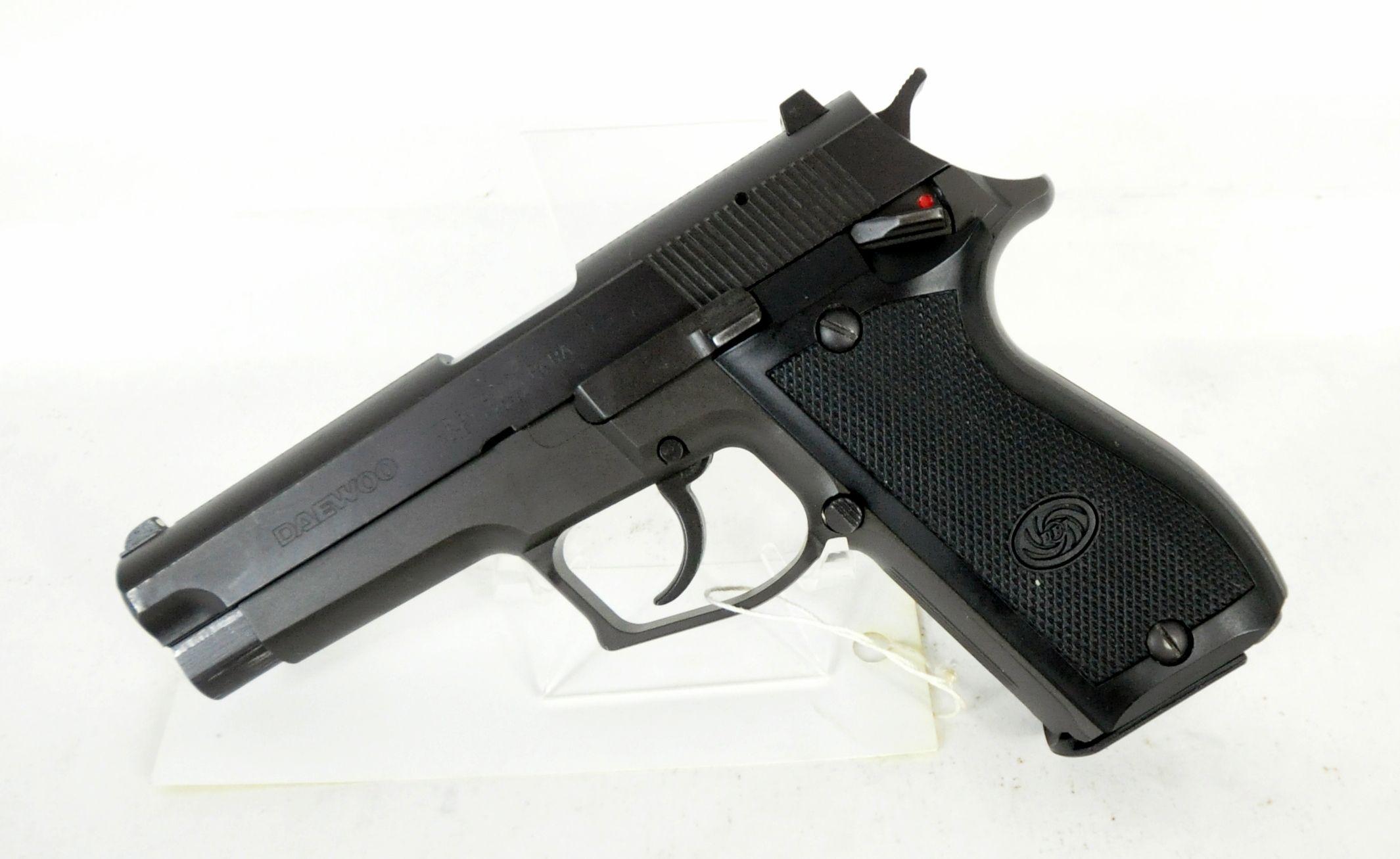 DAEWOO DP51 9mm 4
