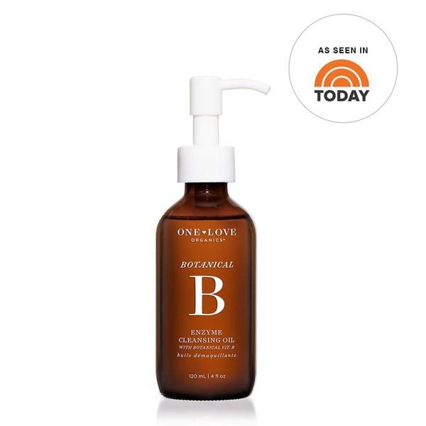One Love Organics Botanical B Enzyme Cleansing Oil + Makeup Remover   Credo
