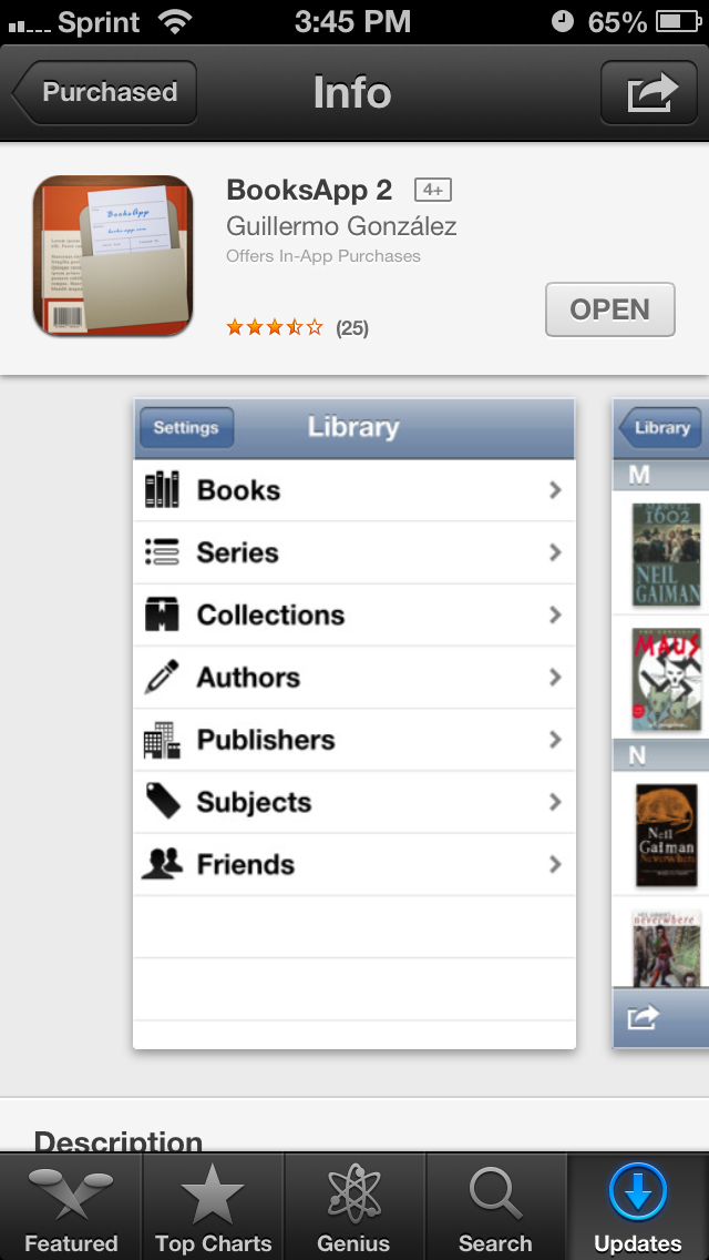 How to inventory your classroom library using Books App 2