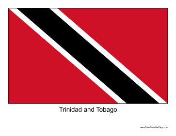 The Flag Of Trinidad And Tobago Free To Download And Print Trinidad And Tobago Trinidad Tobago