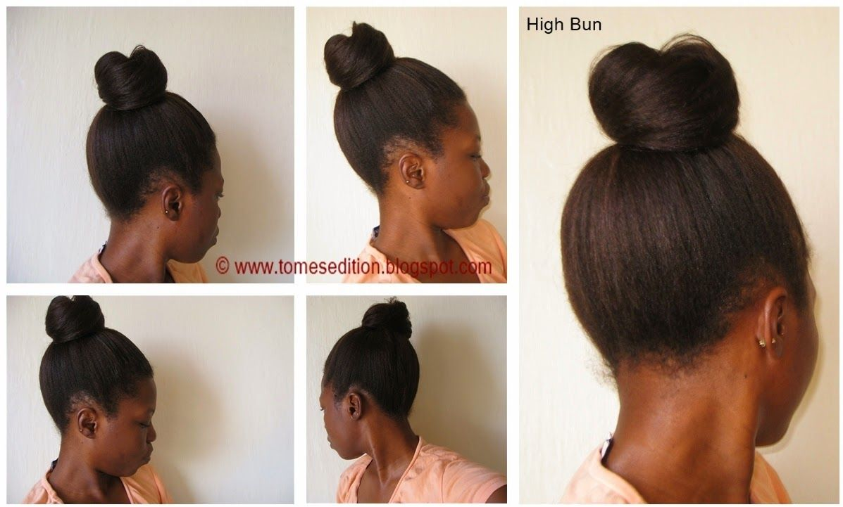 Tomes Edition Seven Weeks Post Relaxer Kids Hairstyles Relaxed Hair Natural Hairstyles For Kids