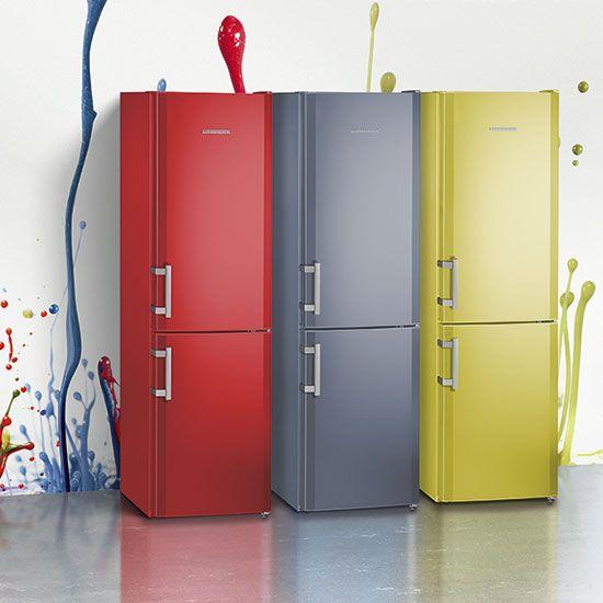 Liebherr-ColourLine-fridge-freezer-BK-Sourcebook   Cucina ...