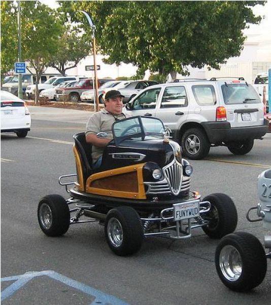 سيارات يدوية مبهرة غريبة عجيبة Weird Cars Cool Cars Car Humor