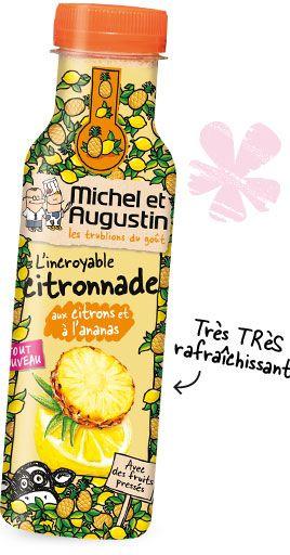 L'incroyable citronnade à l'ananas