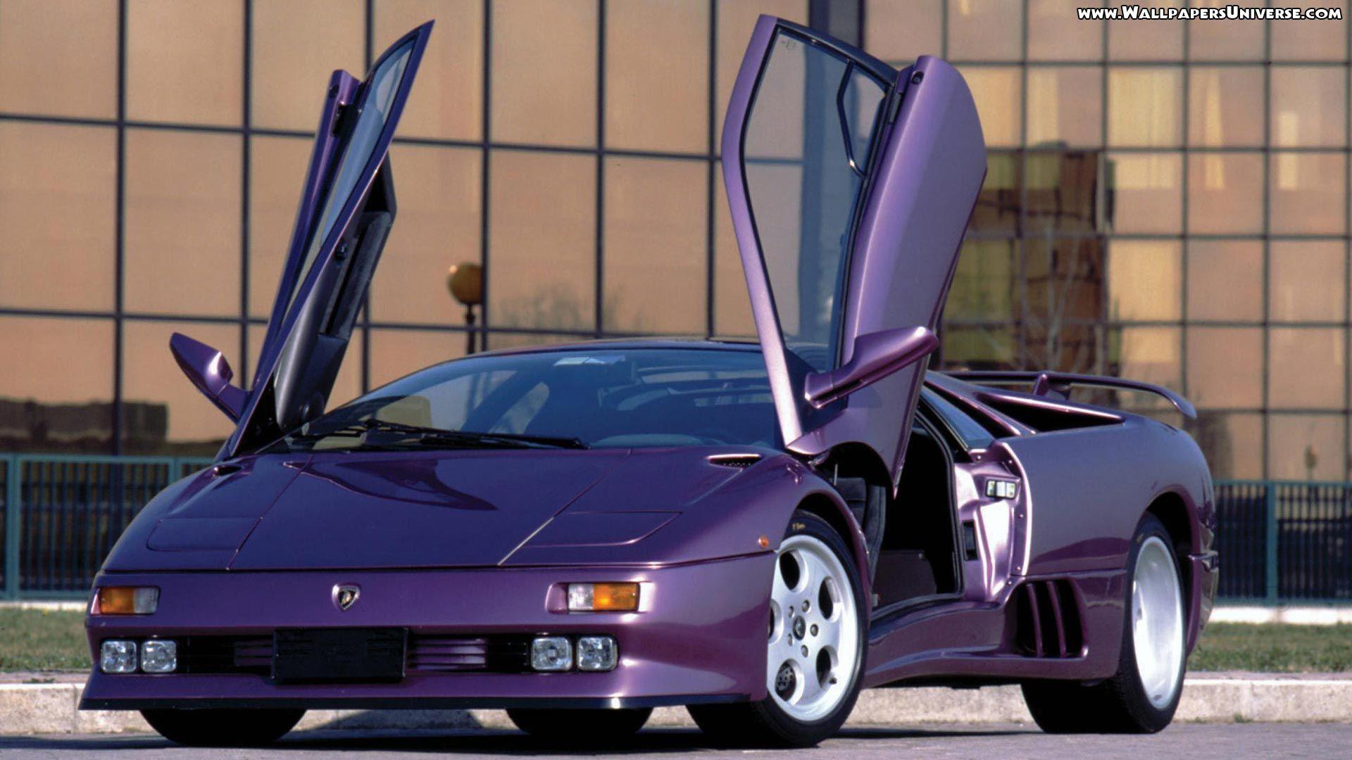 Purple Lamborghini Diablo Download Free Purple Lamborghini Diablo