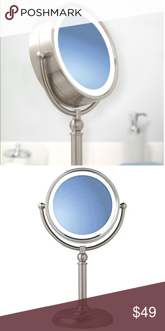 Makeup Natural Daylight Led Vanity Mirror Nwt Led Vanity Vanity Mirror Mirror
