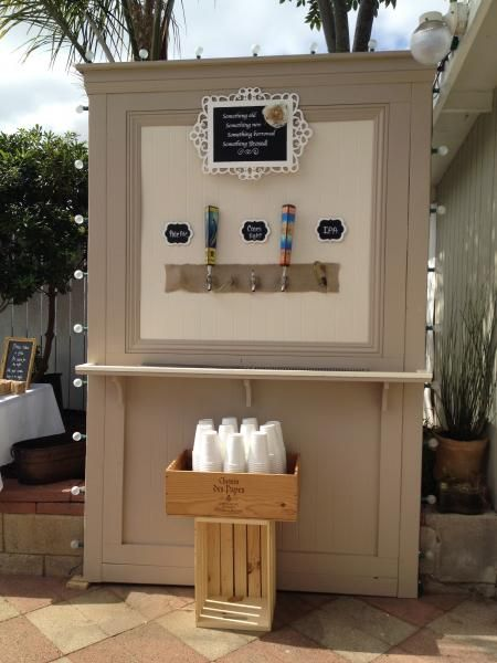 Beer wall for wedding do it yourself home projects from ana beer wall for wedding do it yourself home projects from ana white a girl can dream pinterest wedding walls and wedding solutioingenieria Image collections