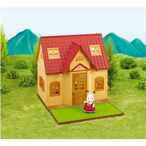 Cozy Hous Ideas: Calico Critters Cozy Cottage, Multicolor