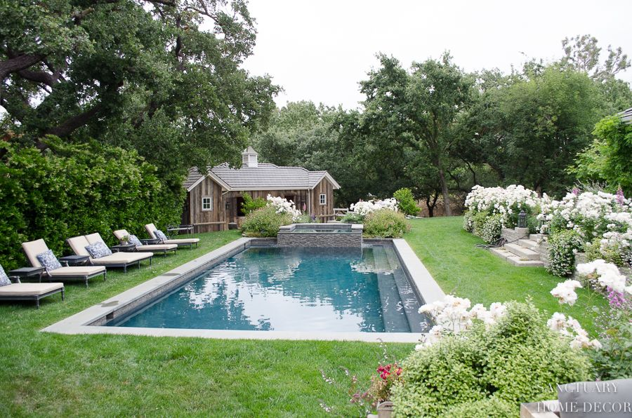 How To Create A Romantic English Garden Sanctuary Home Decor English Garden Design English Garden Garden Swimming Pool