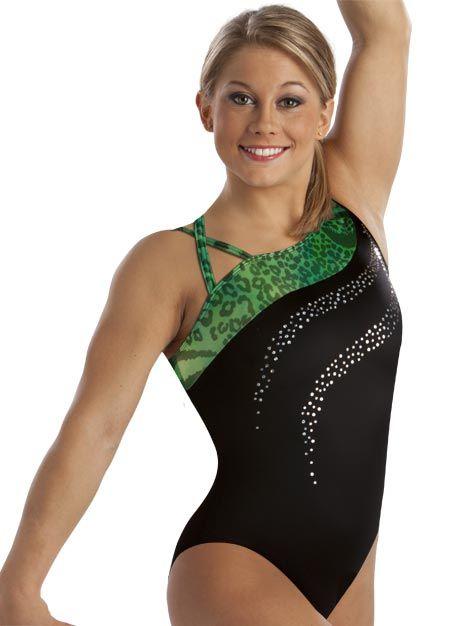 Shawn Johnson Gymnast Profile and Latest Photographs