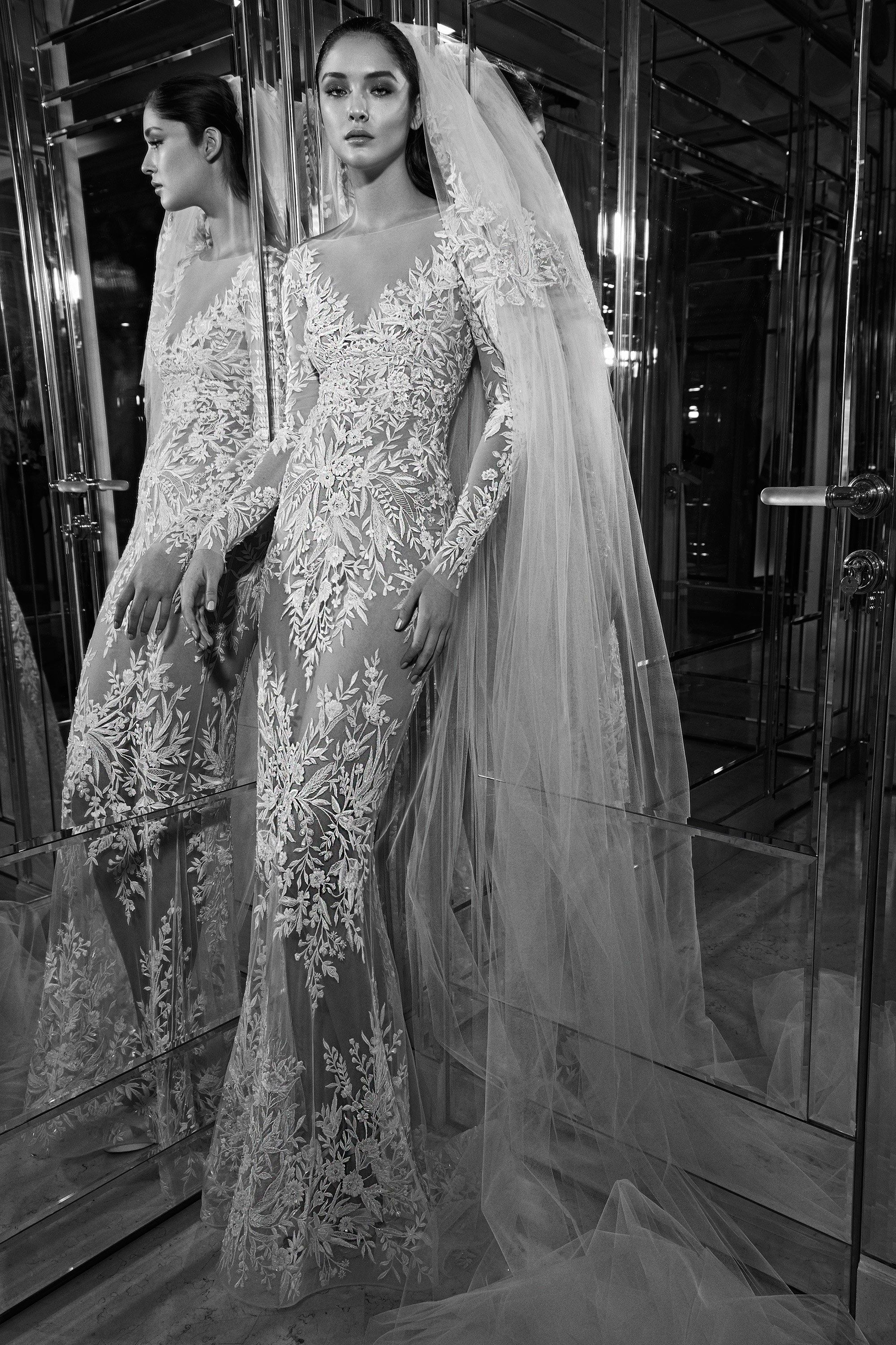 Zuhair Murad Bridal Fall 2017 Fashion Show