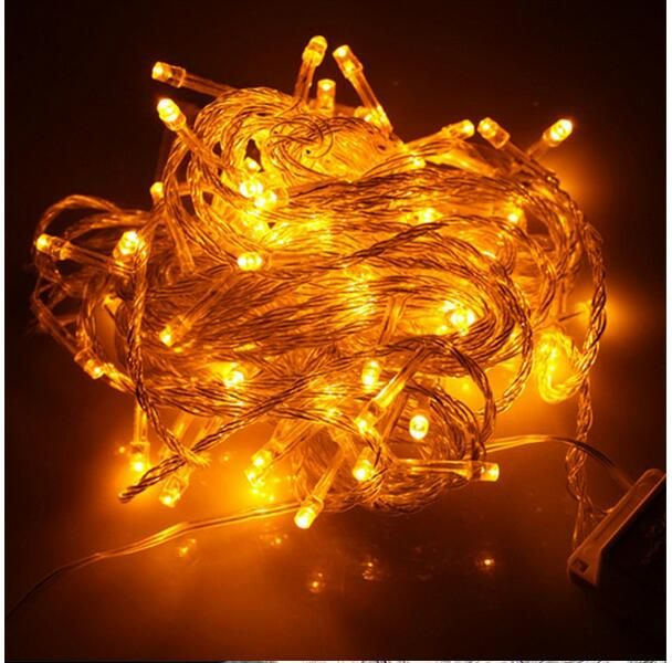 10M Mini Outdoor Decoration Holiday Led String Light for Christmas