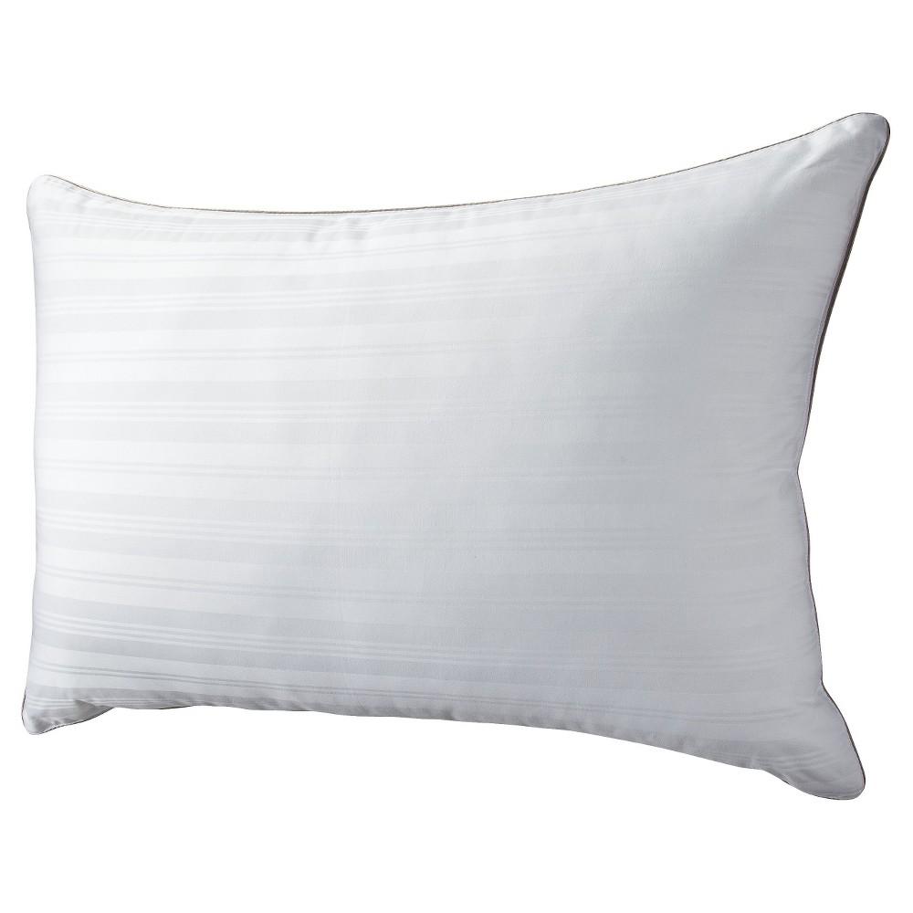 Firm Down Alternative Pillow King Fieldcrest Bed Pillows Pillows Firm Pillows
