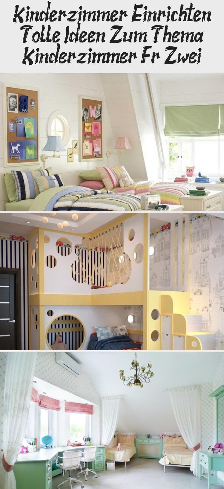 17 Kinderzimmer fur zwei