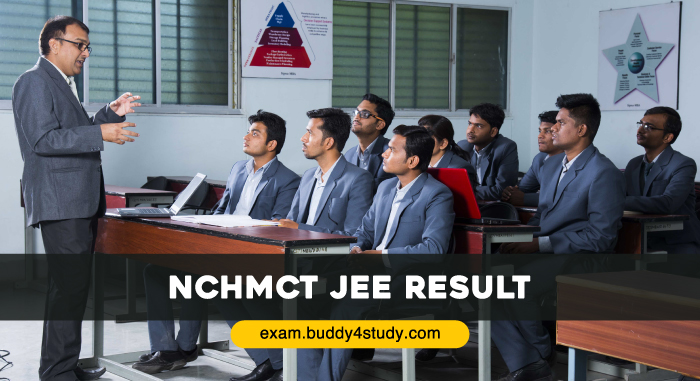 Nchmct Jee Result 2020 Key Dates Procedure To Check The Result In 2020 Hospitality Management Previous Year Jee Exam