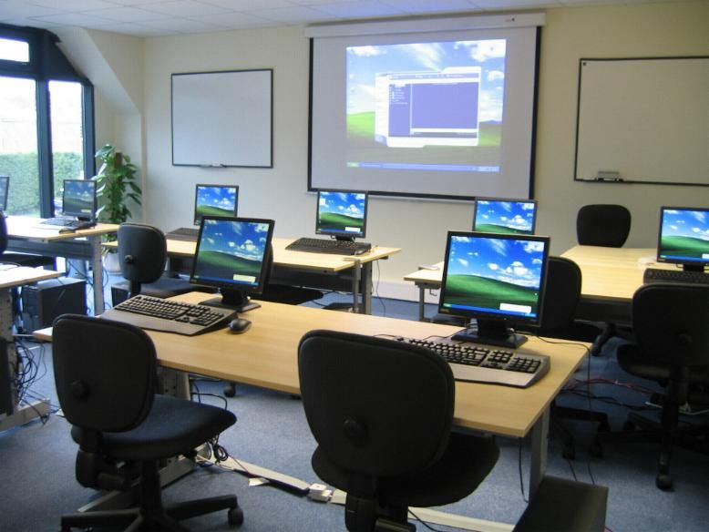Corporate training room google search open workspace for Training room design ideas
