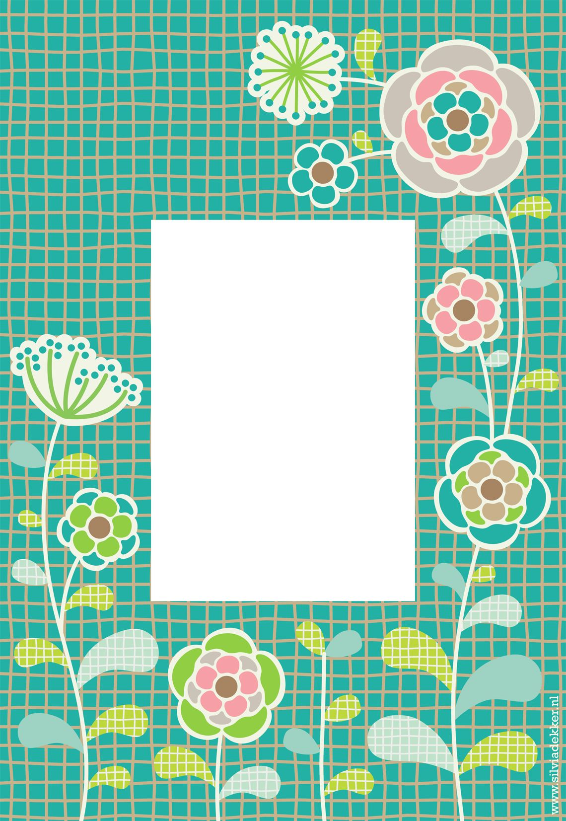print and frame a picture with this free downloadable photo frame