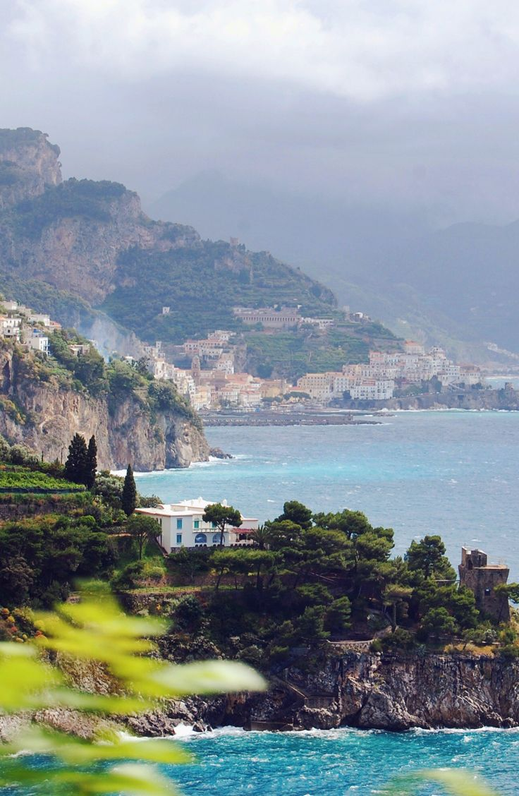 Explore The Amalfi Coast On A Rick Steves Best Of South Italy Tour