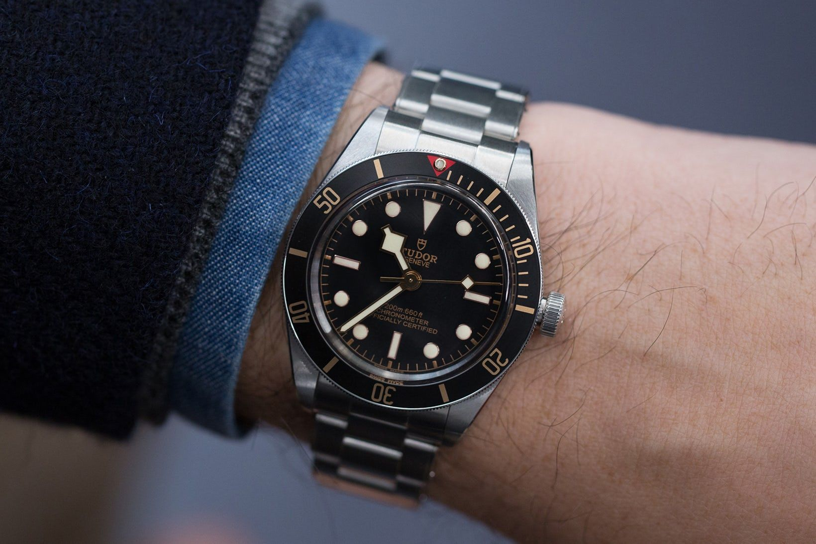 Hands On The Tudor Black Bay Fifty Eight Live Pics Thoughts In