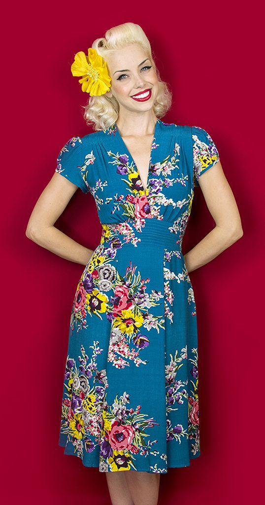 Retro Dresses | Vintage inspired dresses, Shops and Vintage inspired