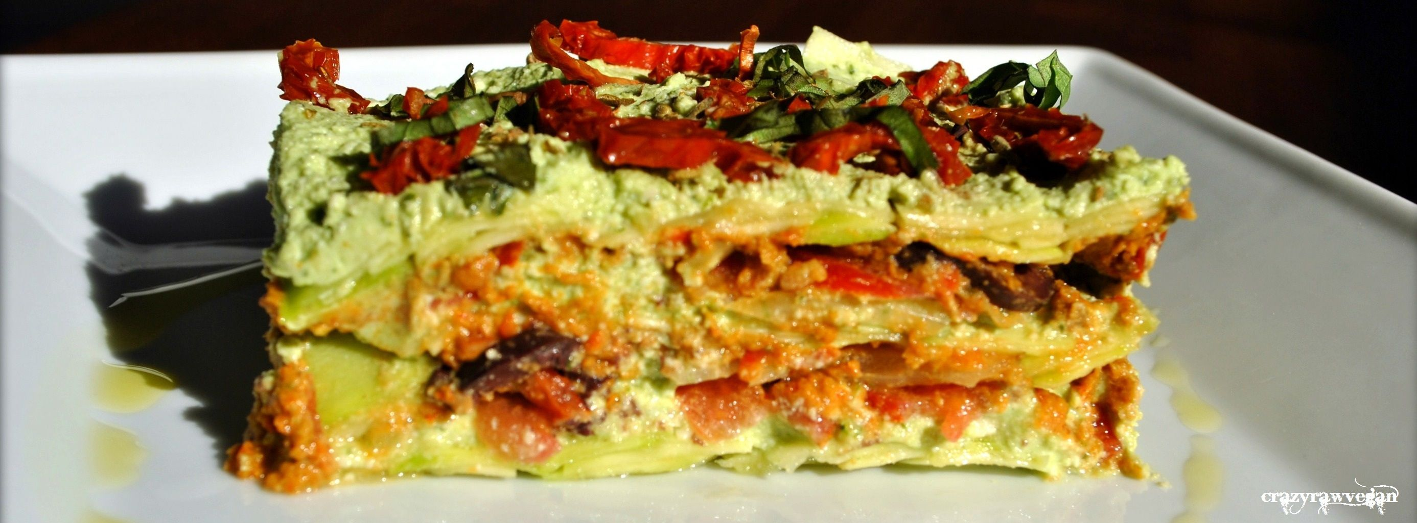 I can honestly say that ani phyos italian rawzania is the recipe ani phyos raw lasagna italian rawzania on crazyrawvegan find this pin and more on raw food ideas forumfinder Images