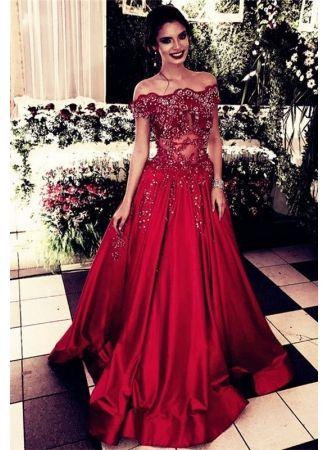elegante abendkleider spitze rot lang etuikleider abendmoden online modellnummer xy328bc1108