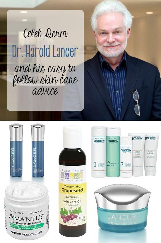 lancer skin care for acne