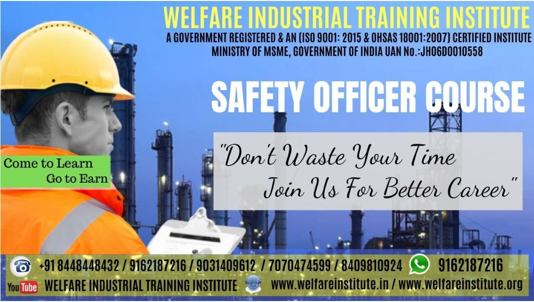 Welfare institute is one of the best institutes in India
