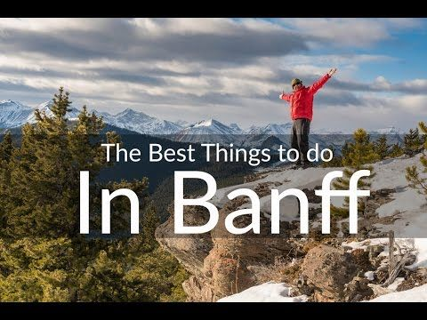 Photo of Things to do in Banff – 10 of the Most Unforgettable Winter Activities