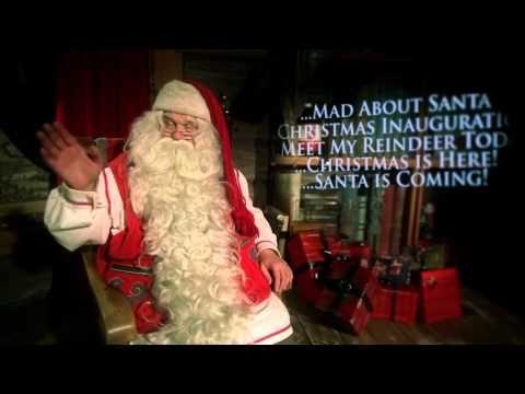 Facebook do Papai Noel na Finlândia