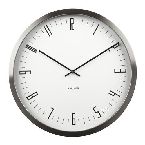 Karlsson Uhren karlsson cased index wanduhr jetzt bestellen unter https moebel