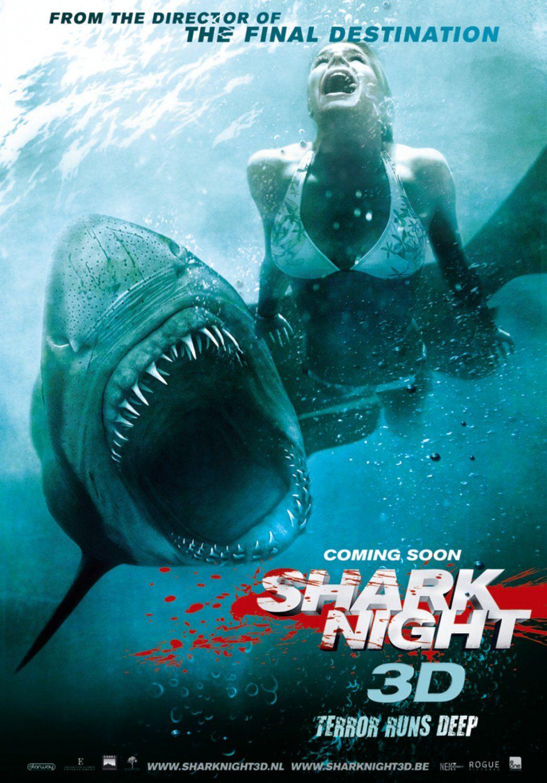 Shark Night 2011 Shark Movie Monsters Movies