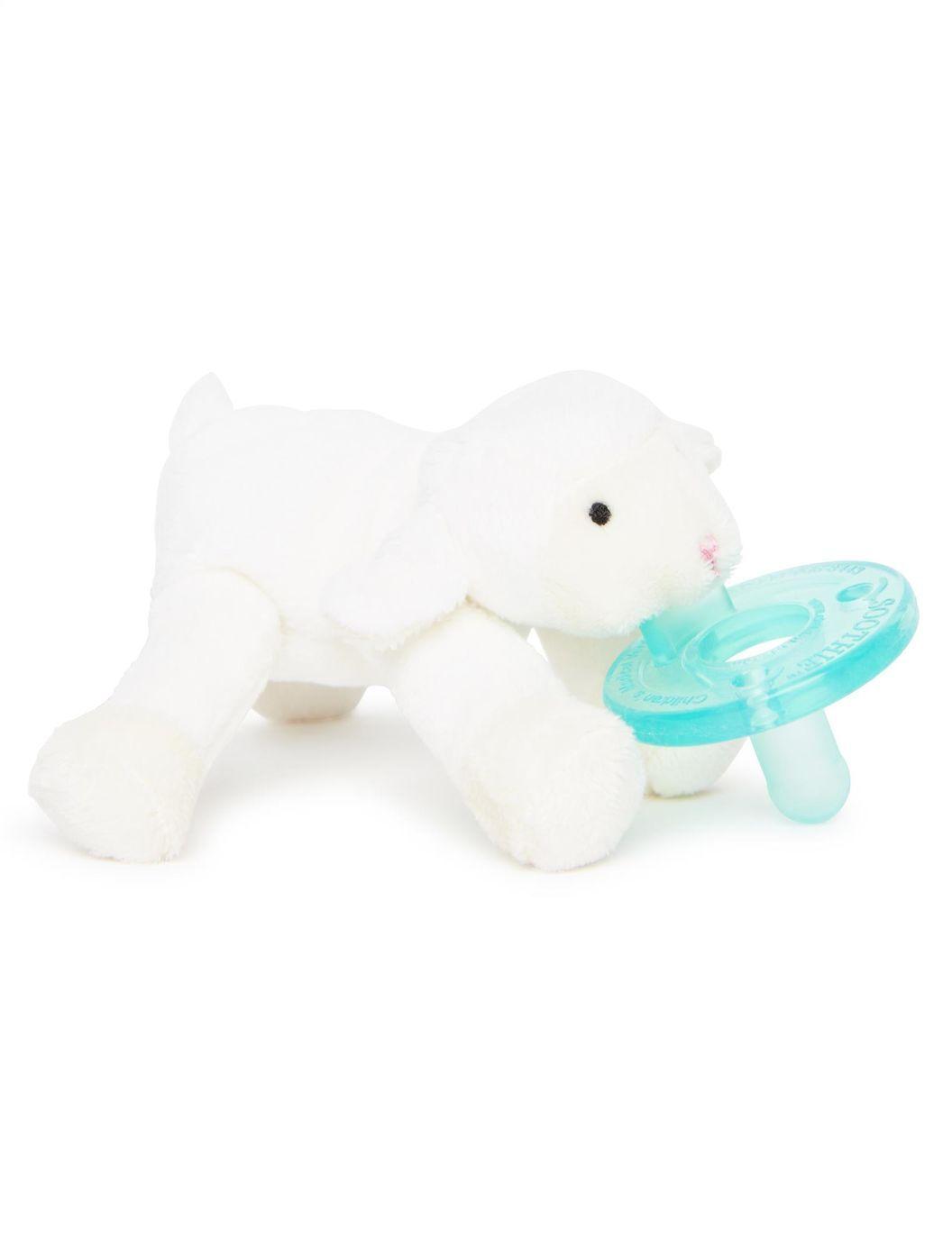 WubbaNub Infant Pacifier ~ Lamb