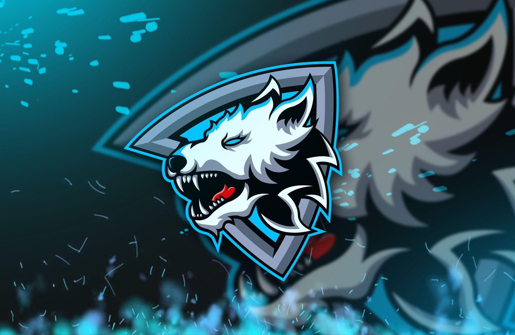 esport logo for your team   Logo design art, Logo design video ...