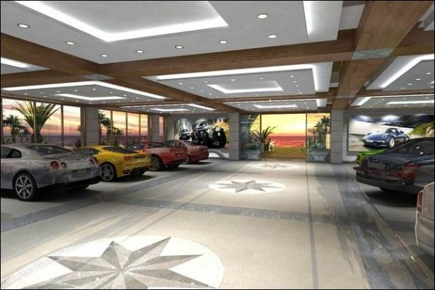Awesome Garages Awesome Modern Garage Design Ideas For Car