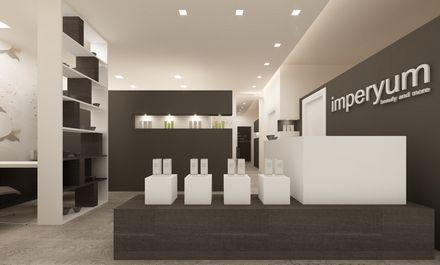 Arredamento per centri estetici mantova azzini for Arredamento centri estetici