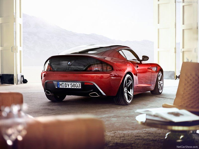 BMW Zagato Coupe Concept (2012) | Products I Love | Pinterest | BMW