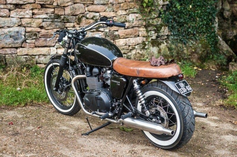 Bonneville Classic Baak Bikes Triumph Bonneville