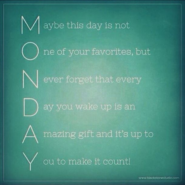 12 random monday quotes and sayings quotation and wisdom 12 random monday quotes and sayings voltagebd Gallery