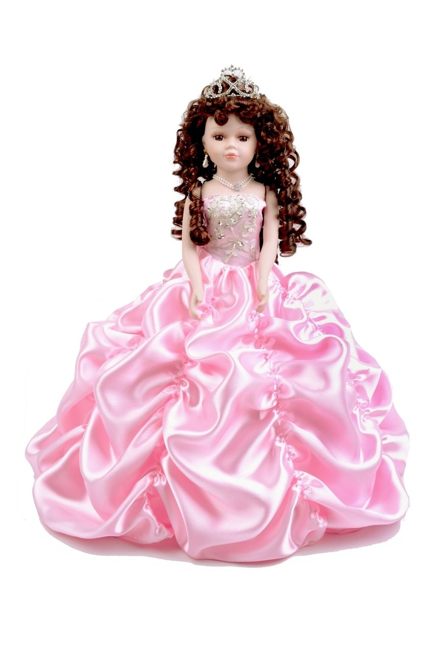 A doll for your party. Comes in many colors. | Quinceanera ideas ...