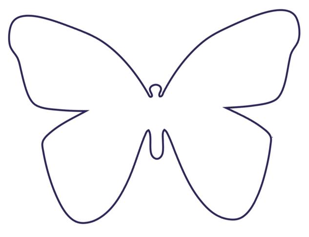 druckvorlage schnittmuster schmetterlinge butterfly. Black Bedroom Furniture Sets. Home Design Ideas